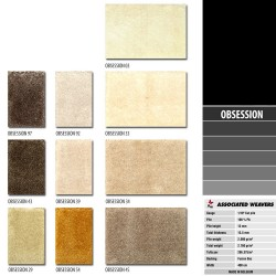 ASSOCİATED CARPETS OBSESSİON